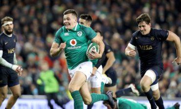 Ireland v Argentina – 2021 Autumn Nations Series