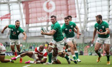 Ireland v Japan – 2021 Autumn Nations Series